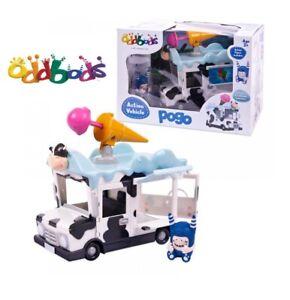 RP2-ODDBODS-AV4501P-034-POGO-amp-ICE-CREAM-VAN-034-Action-Vehicle-Set-FREE-SHIPPING
