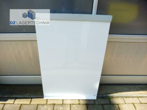 MAUL Flipchart mit Tür und Wandbefestigung B 700 x H 1000 mm