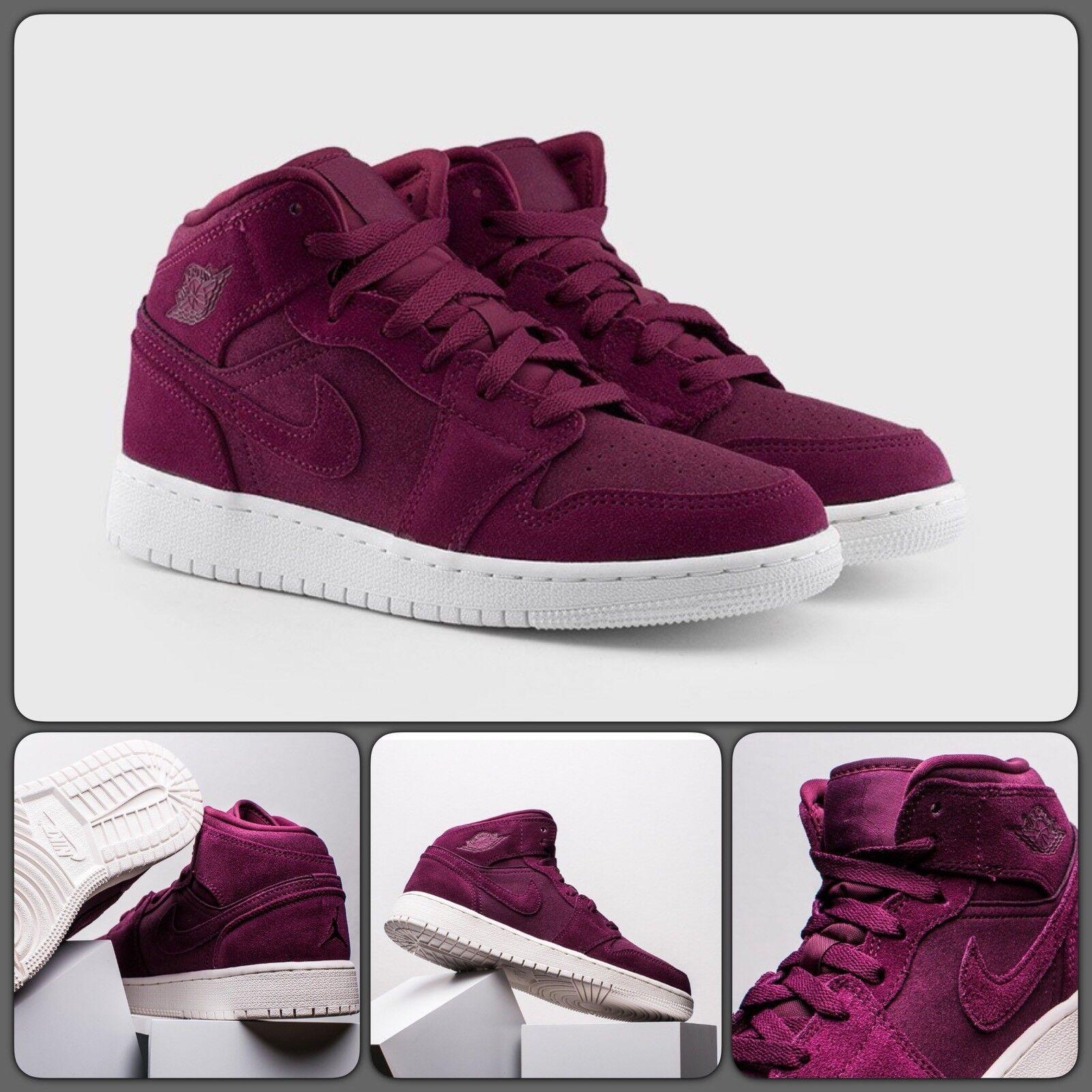 Nike Air Jordan 1 Mid 5.5, Retro, Talla Reino Unido 5.5, Mid 32018 de la UE, EE. UU. 6Y 554725625 6f78ab