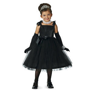 Awesome Details About Child Girlu0027s Movie Star Silent Film Actress Halloween Costume  Black Dress XS S