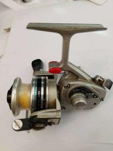 Daiwa à manches courtes No 1 Super Sport Ultra-léger Spinning reel MADE in JAPAN