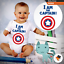 3-6 Months Baby Grows Captain America Christmas Baby Shower Gifts Boys Girls