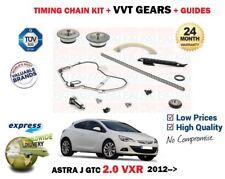 For Astra J Gtc 2 0 Vxr 280bhp 2017 Timing Chain Kit Cam Vvt Gear