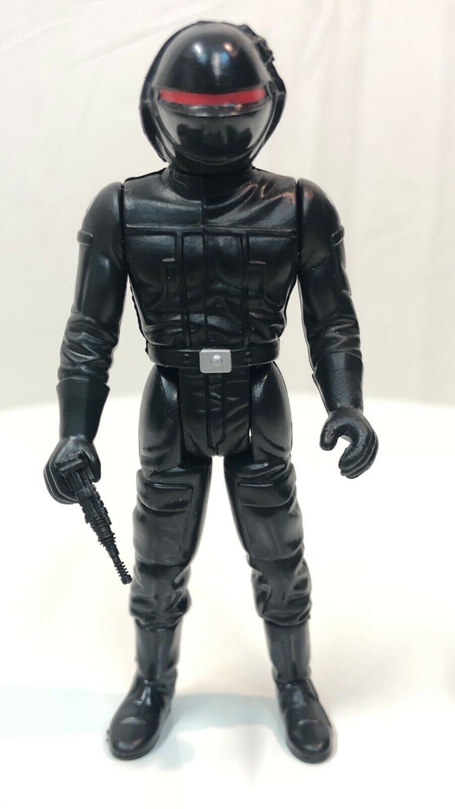 Vintage Star Wars IMPERIAL GUNNER Kenner 1985 HIGH GRADE Power of The Force