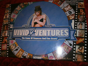 The Game of Finances And Fine Asses Board Game VIVID VENTURES