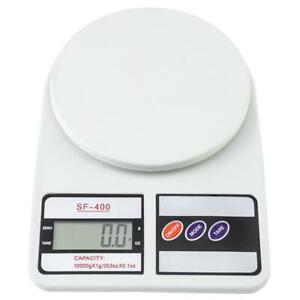 Digital-Electronic-Kitchen-Scale-Weight-Food-Diet-Balance-Measure-Gram-10kg-1g