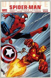 Marvel Ultimate Spider-Man #150 Mark Bagley Wraparound 1:15 Variant Cover B NM