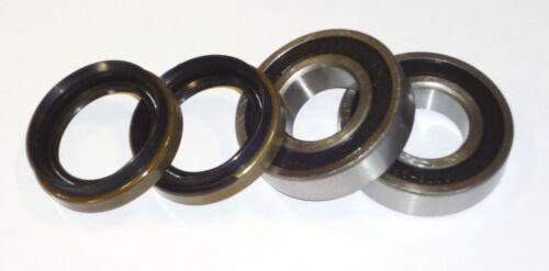 Yamaha 660 Rhino Rear Wheel Bearings and Seals Kit 2004-2007
