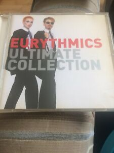 EURYTHMICS-ultimate-collection-CD-compilation-2005greatest-hits-best-Free-Post