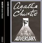 The Secret Adversary by Agatha Christie (CD-Audio, 2006)
