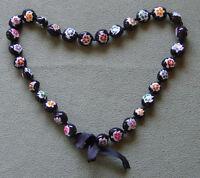 Hawaiian Polished Kukui Nut Lei Hawaii Hibiscus Heart Flower On Turtle Necklace
