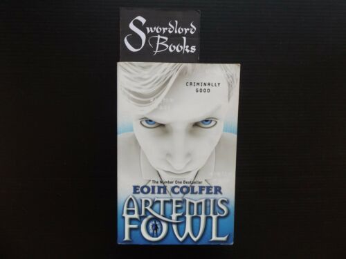 1 of 1 - ARTEMIS FOWL By Eoin Colfer (2011)