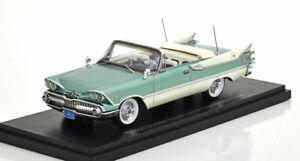 1959 Dodge Personnalisé Royale Lancer Convertible En 1:43 Echelle Par Neo