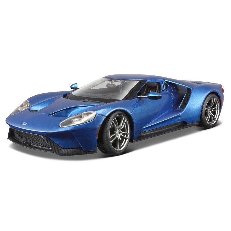 MAISTO 1 18 FORD GT Collection métal moulé Modèle Sport Voiture