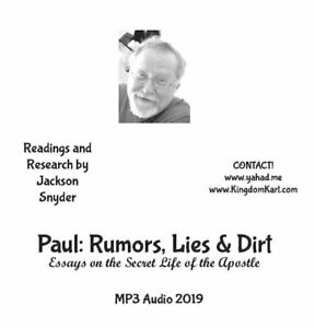 Paul-The-Apostle-You-Thought-You-Knew-Stories-Rumors-Lies-amp-Dirt-33-hours