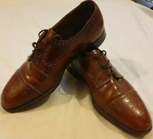 5f8567db8724 Church s  Cromwell  Brown Derby Brogues Leather Men s Shoes UK 8 G ...