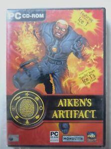 68638 - Aiken's Artifact [NEW / SEALED] - PC (2000) Windows 2000