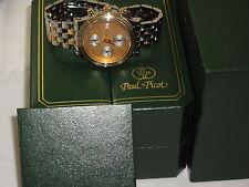 Paul Picot Telemeter Mens Swiss Automatic Chronograph Watch 213-400-5007