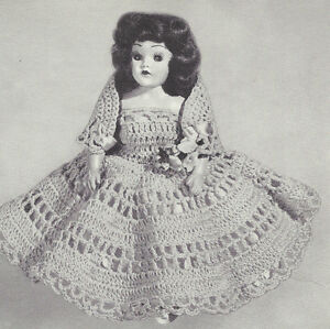 Crochet Patterns Galore - Fashion Doll Panties | 299x300