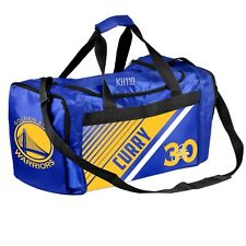 FOCO Golden State Warriors Curry S.  30 Medium Striped Core Duffle Bag 2baa76e74f556
