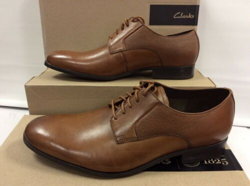 tamaño Shoes Leather Brown Reino Lace Unido Gilmore Eur para Brown hombre 42 8 Clarks 1XfAHqw