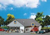 Faller H0 130339 Aldi-Markt Süd/Nord #NEU in OVP##