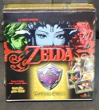 2016 The Legend of Zelda Trading Card Sealed Box 24 Packs Enterplay Nintendo