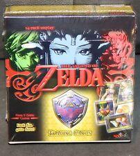 2016 The Legend of Zelda Trading Card Sealed Box 24 Packs Enterplay Nintendo