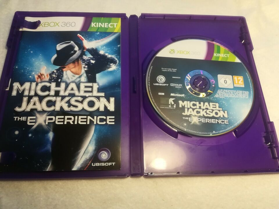 Micheal Jackson the experience, Xbox 360