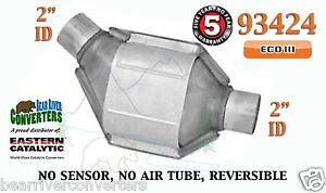 Catalytic Converter-Universal Eastern Mfg 93424