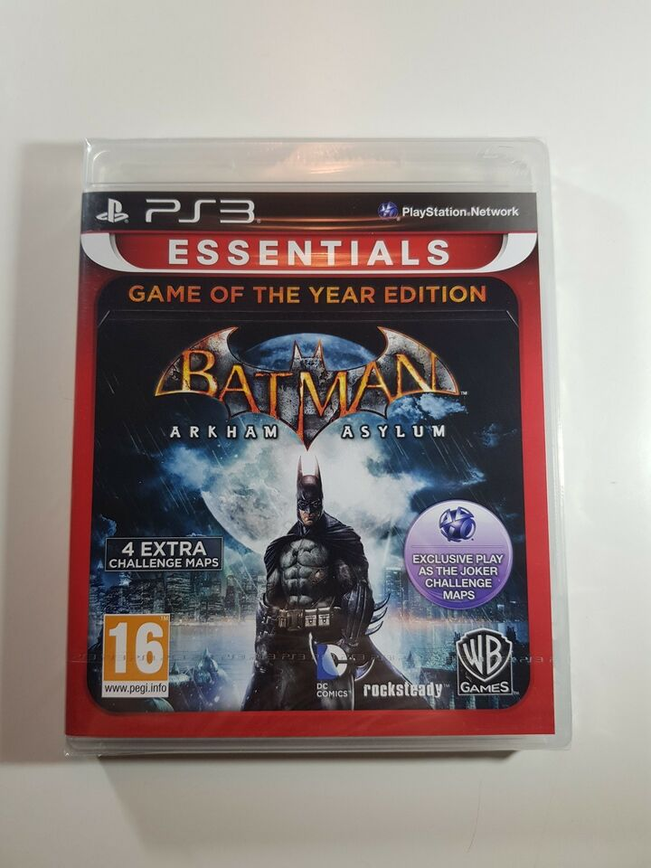 Batman, PS3