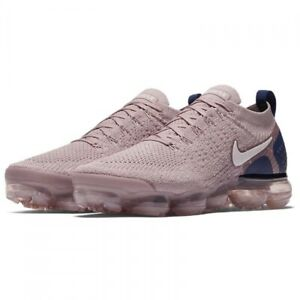 low priced 2ffaf d3f65 Details about Nike Air Max VaporMax Flyknit 2 DIFFUSED TAUPE GREY PHANTOM  942842-201 Men 9
