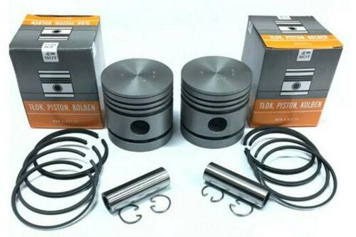 M72 K750 MB750 Kolbensatz 4 Übermaß 79,00 Almot hohe Qualität piston set