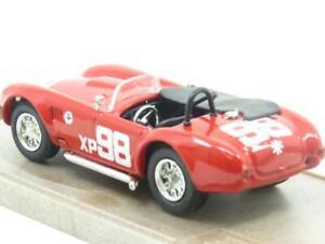 Scatola-Modello-Diecast-8422-AC-Shelby-Cobra-riversaide-1962-1-43-scala-in-Scatola