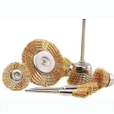 Compound Emery for Driver Brass Copper Steel Contour Metal Polishing Set 5pc
