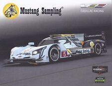 2017 IMSA 12 Hours of Sebring Action Express Cadillac DPI Racing Hero Card