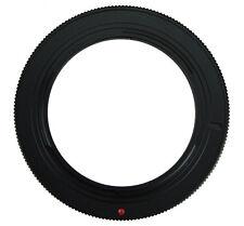 UK Tienda! cameraplus ® 77mm Anillo de marcha atrás para cuerpo de montaje NIKON F
