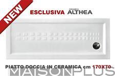 ITO -  Piatto doccia extrapiano cm 170x70  H cm 5,5 - ESCLUSIVA CERAMICA ALTHEA