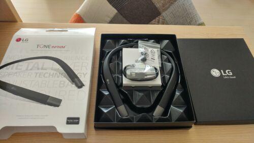 Buy LG Tone Infinim Hbs-920 Black Bluetooth Wireless Headset online ... 7140a85c40