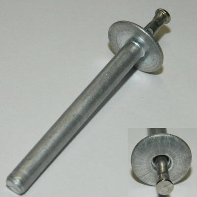 50 Stk. Hammerschlag Niet 4,8x45 K14 Alu/edelstahl