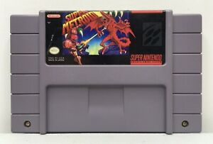 SNES-Super-Metroid-Game-Cart-Authentic-Cleaned-Tested-New-Save-Battery
