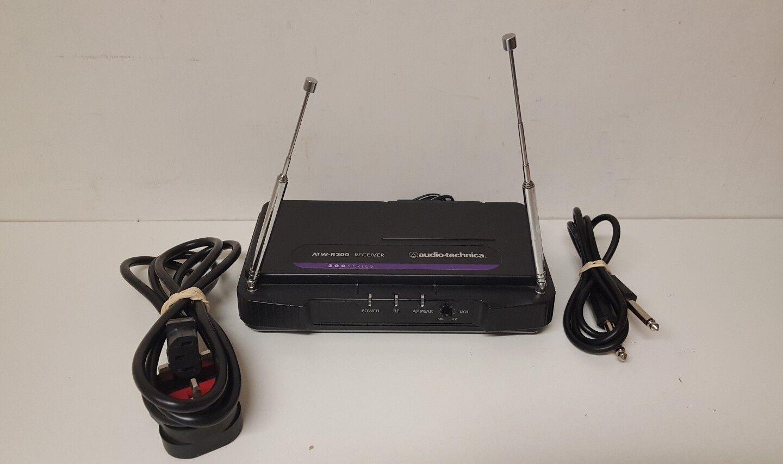 Audio Receiver Technica ATW-R200 Receiver Microphones Music