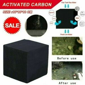 Eco-Aquarium-Water-Purifier-10X10CM-Ultra-Strong-Filtration-amp-Absorption-Cube-S