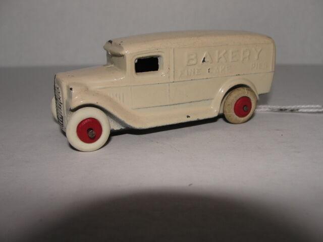 Vintage Barclay panadería camión de de de reparto  2018 4ecb61
