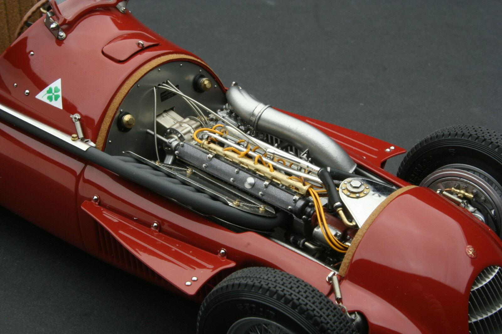 Exoto XS 1 18 Gagnant '51 Alfa Romeo Alfetta 159 Nino Farina