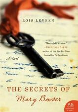 The Secrets of Mary Bowser by Lois Leveen (2012, Paperback)