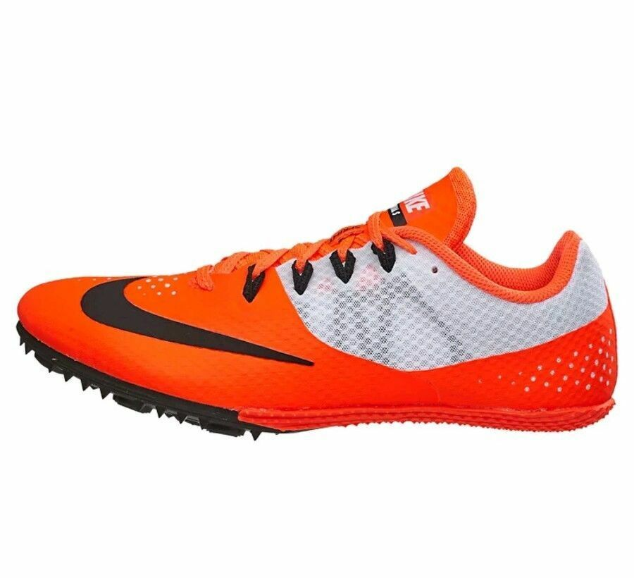 mens 11 Nike zoom rival 8/viii S track/sprint spikes/cleats 806554-800 crimson