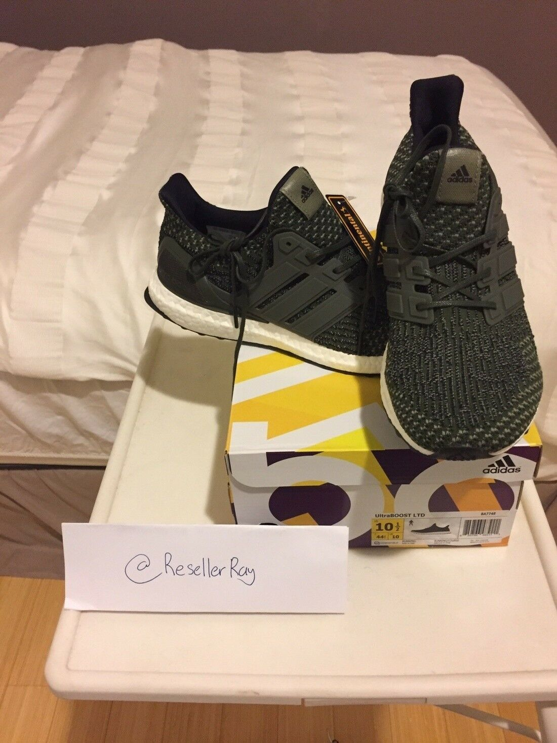 UltraBOOST 3.0 Trace Cargo Limited Edition