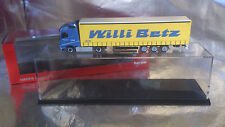 * Herpa 055178 1 x PC Vitrine Display Case for Herpa Trucks 1:87 HO Scale