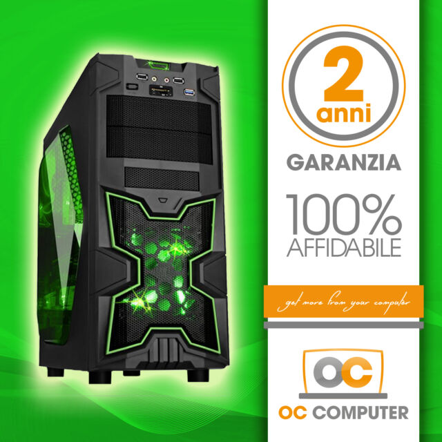 PC DESKTOP COMPUTER QUAD CORE A8 GAMING 3.9 GHZ/8GB RAM/HD 1000GB/RADEON R7